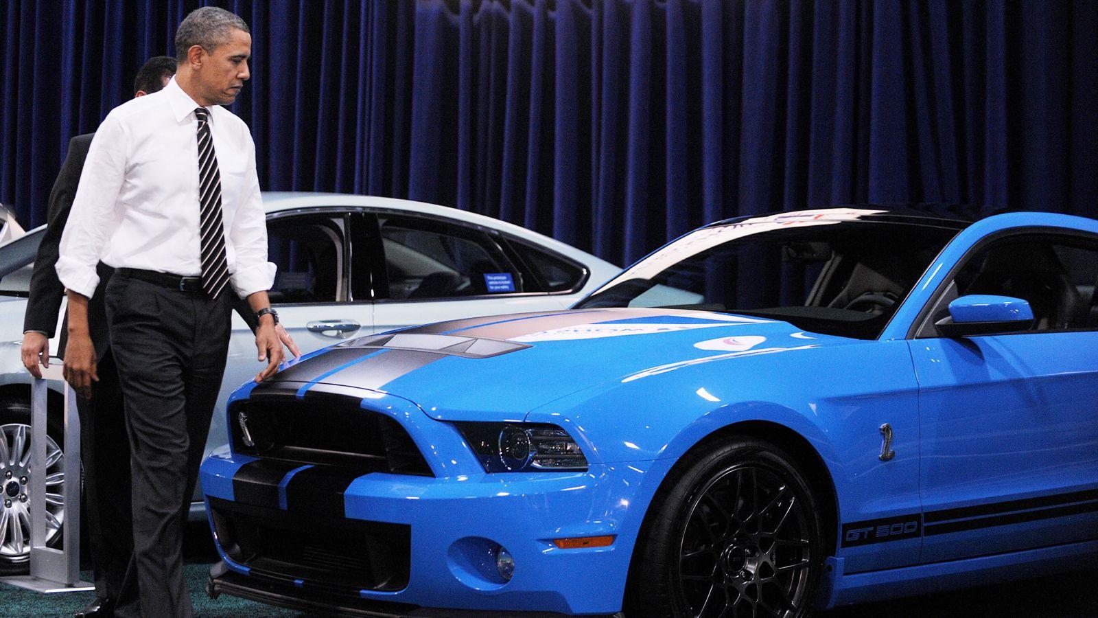 Barack Obama Car Price