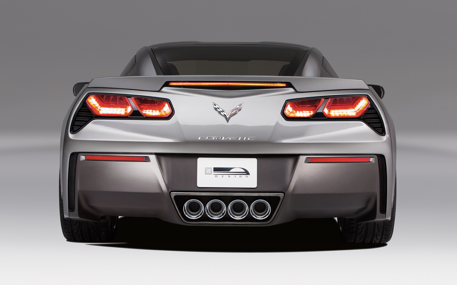 2014 C7 Corvette Stingray Unveiled Bleucartel