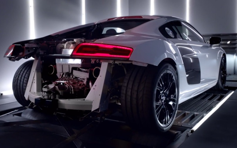2014-Audi-R8-V10-Plus-without-rear-clip-rear-three-quarter